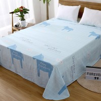 Animal Printed Quality Cotton Bed Cover Sheet