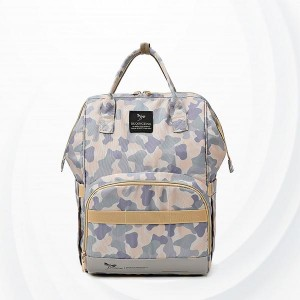 Multi-functional Feeder Section Maternity Bag - Multi Color