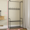 Creative Bedroom Multipurpose Hanger Rack - Bronze