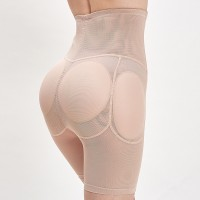 Fake Ass Buttocks Padded Thick Women Hips Panties - Skin