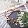 Chain Gold Plated Daily Wear Bracelet