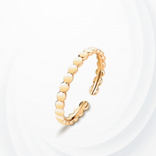 Vintage Party Wear Gold Plated Ring