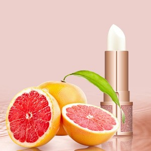 Flavored Moisturizing Anti-crack Lip Balm - Orange